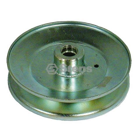 murray mower deck pulley 275 240 lawn mower deck spindle pulley murray 92127 275240