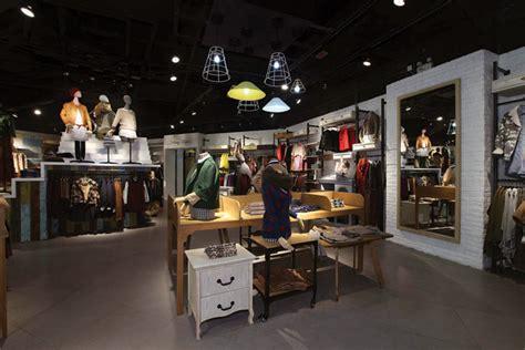 dzzit fashion store  purge china retail design blog