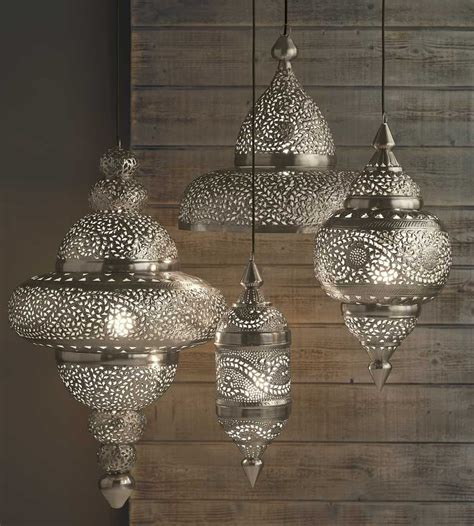 Moroccan Style Ceiling Light Shades  Home Lighting Design