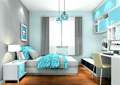 light blue and gray bedroom decorating with blue gray walls wall decor ideas 19026