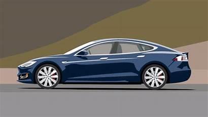 Tesla Gifs Transforming Into Gfycat Cool Oblong