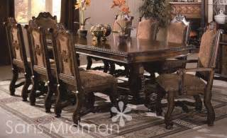 new furniture large formal 11 piece renae dining room set