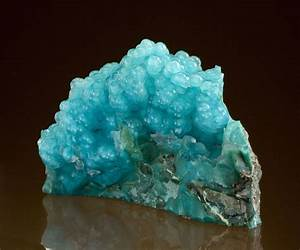 Gem Silica - Chalcedony on Chrysocolla - FVCOLL-01 ...