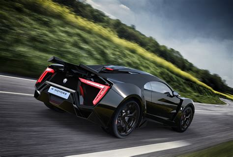 Wallpaper Lykan Hypersport, Supercar, W Motors, Sports Car
