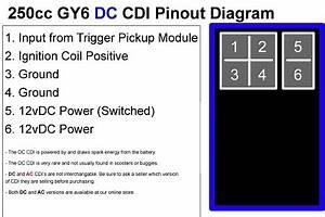 Dc Cdi Gy6 6 260cc
