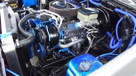 chevy  custom  engine youtube