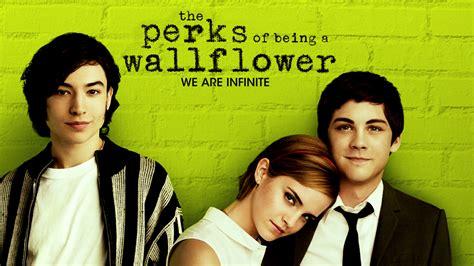 perks wallflower being film movie charlie watson emma ezra miller infinite hd logan lerman coming flower wall movies poster trailer