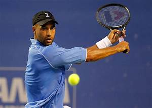James Blake in Atlanta Tennis Championships - Day 3 - Zimbio