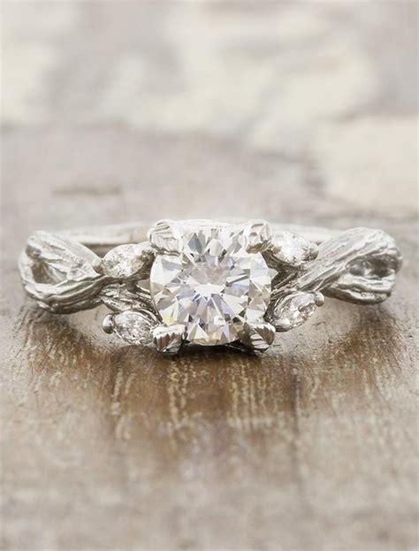 emery montana sapphire ring nature inspired ken dana