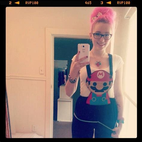 danielle panser tradechat geek girls and cosplay pinterest super mario bros mario bros and