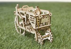 Holz Machen Mit Traktor : traktor 3d holzpuzzle modell mit mechanischer ~ Eleganceandgraceweddings.com Haus und Dekorationen