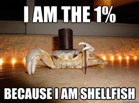 Crab Meme - fancy crab meme capitalism is freedom laugh pinterest