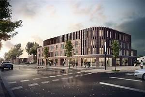 Neun Grad Architektur : neubau wohn und gesch ftshaus neun grad architektur ~ Frokenaadalensverden.com Haus und Dekorationen