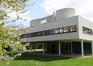 Le Corbusier Villa Savoye : villa savoye by le corbusier is a top heavy weekend retreat created as a modernist version le ~ A.2002-acura-tl-radio.info Haus und Dekorationen