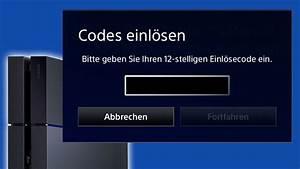Playstation Plus Gratis Code Ohne Kreditkarte : ps4 codes einl sen und im store gekaufte spiele downloaden youtube ~ Watch28wear.com Haus und Dekorationen
