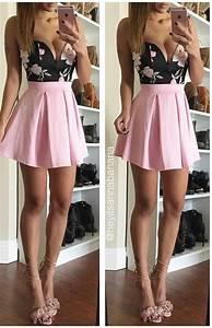 25+ best ideas about Flared Skirt on Pinterest   Flare skirt Peplum skirt outfits and Trumpet skirt