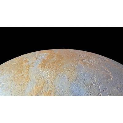 Pluto's north pole (© J Marshall/Alamy)1 Photo 1 Day