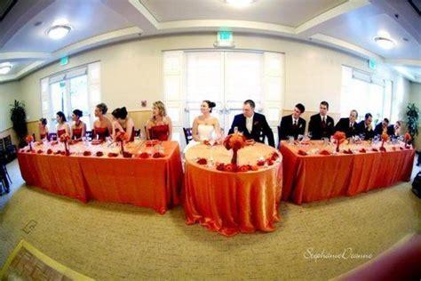 Photo Via Wedding Reception Seating Head Table Wedding