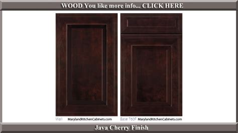 kitchen cabinet door finishes 760 cherry cabinet door styles and finishes maryland 5274
