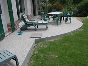 decouvrez quelques unes de nos r With realisation d une terrasse en beton