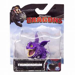 Dreamworks Dragons - Mini Dragon Thunderdrum
