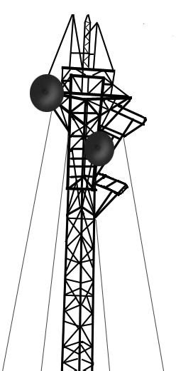 cell phone towers clipart best