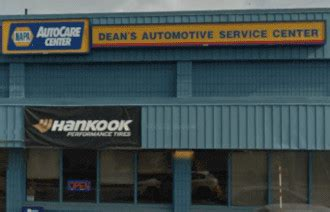 auto repair tips advice deans automotive service