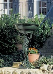 Fontaine De Jardin Jardiland : fontaine de jardin cariatide ~ Melissatoandfro.com Idées de Décoration