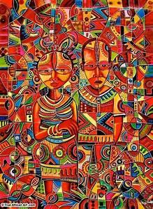 True African Art com Fascinating Art & Artists Pinterest