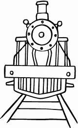 Locomotoras Dibujos Train1 sketch template
