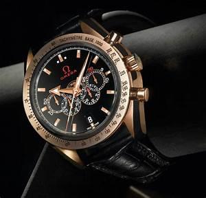 Omega Speedmaster 5-counters Mens Wristwatch Price Specs ...