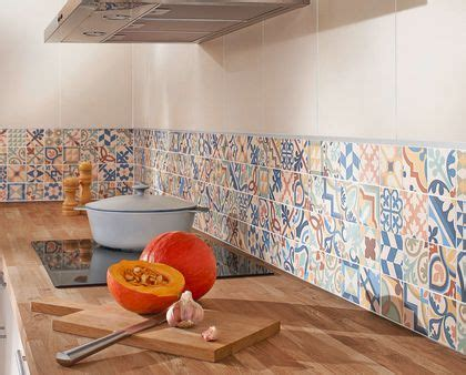 carreaux de ciment cr馘ence cuisine stunning faience multicolore cuisine photos design trends 2017 shopmakers us