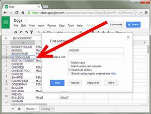 how to search within a google docs spreadsheet 13 steps With 1 google docs spreadsheet