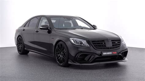 Brabus Mercedes-amg S63, Maybach S650 Dialed Up To 700 And