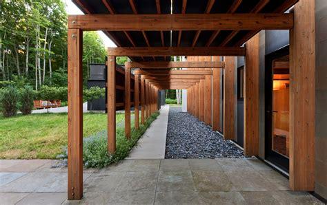 wood base gallery of yingst retreat salmela architect 4