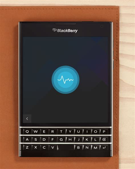 blackberry debuts siri  voice assistant cnet