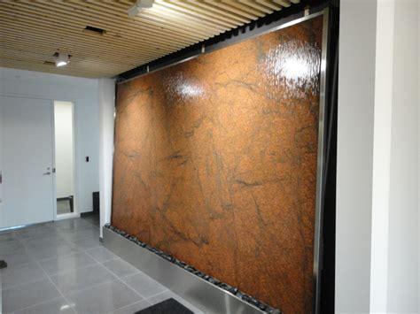 mur d eau int 233 rieur en granite