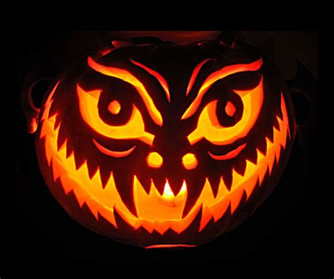 20 most scary halloween pumpkin carving ideas designs