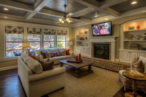ashton woods atlanta living rooms traditional living