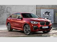 2019 BMW X4 See The Changes SideBySide