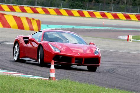 Watch The 2016 Ferrari 488 Gtb Get Thrashed On Ignition