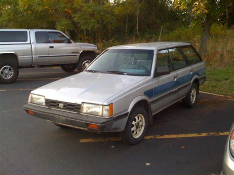 Subaru Gl by 68xr7merccougar 1986 Subaru Gl Specs Photos Modification