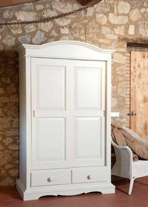 armadio bianco stile provenzale armadi in stile provenzale foto 11 40 design mag