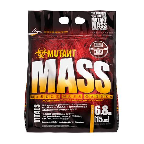 mutant mass chocolate 2 2 kg mutant mass mm sports