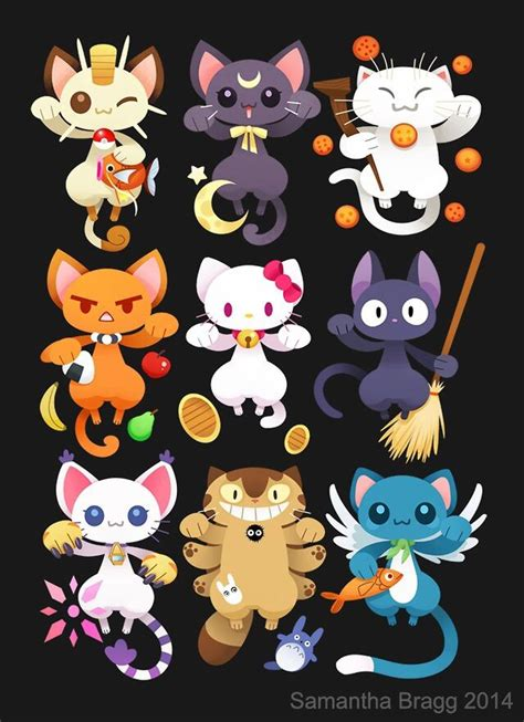 Anime Bdz Cats Of Anime Pok 233 Mon Sailor Moon Bdz Fruit Basket