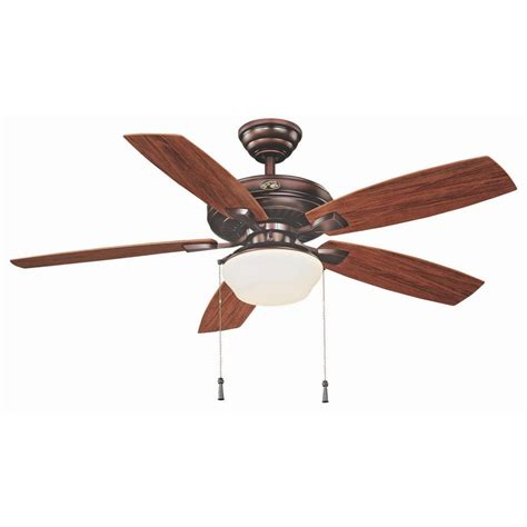 lightweight gazebo ceiling fan hton bay gazebo 52 in led indoor outdoor weathered