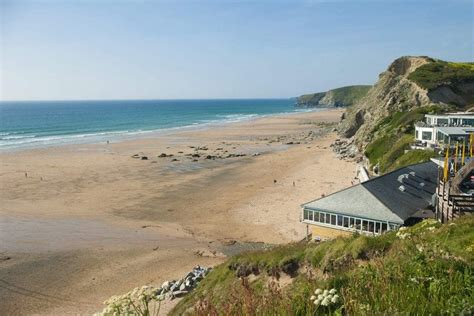 watergate cornwall bay newquay surfing surf beaches accessibility porth veor accommodation