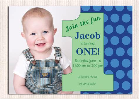 birthday photo invitations bagvania free printable