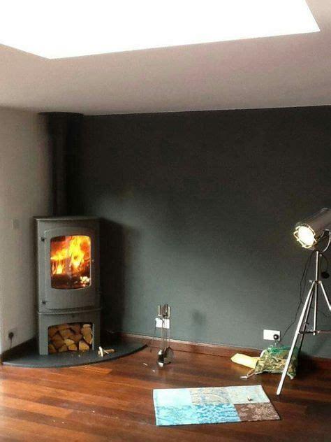 40 trendy wood burning stove living room corner log burner
