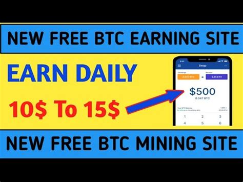 Find out how much 1 satoshi is worth with one click. New Bitcoin Mining Site 2020 | Free Bitcoin Earning Site 2020 | Earn 0.009 BTC Without ...
